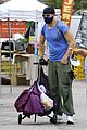 Photo 4 of Joel McHale Puts Buff Biceps on Display at the Farmer's Market