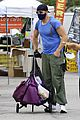 Photo 54 of Joel McHale Puts Buff Biceps on Display at the Farmer's Market