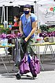 Photo 78 of Joel McHale Puts Buff Biceps on Display at the Farmer's Market