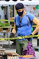 Photo 80 of Joel McHale Puts Buff Biceps on Display at the Farmer's Market