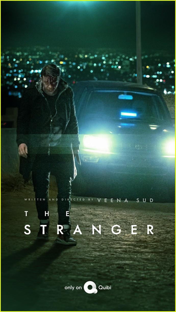the stranger quibi 014453441