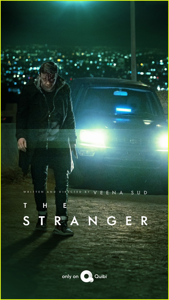 the stranger quibi 074453447
