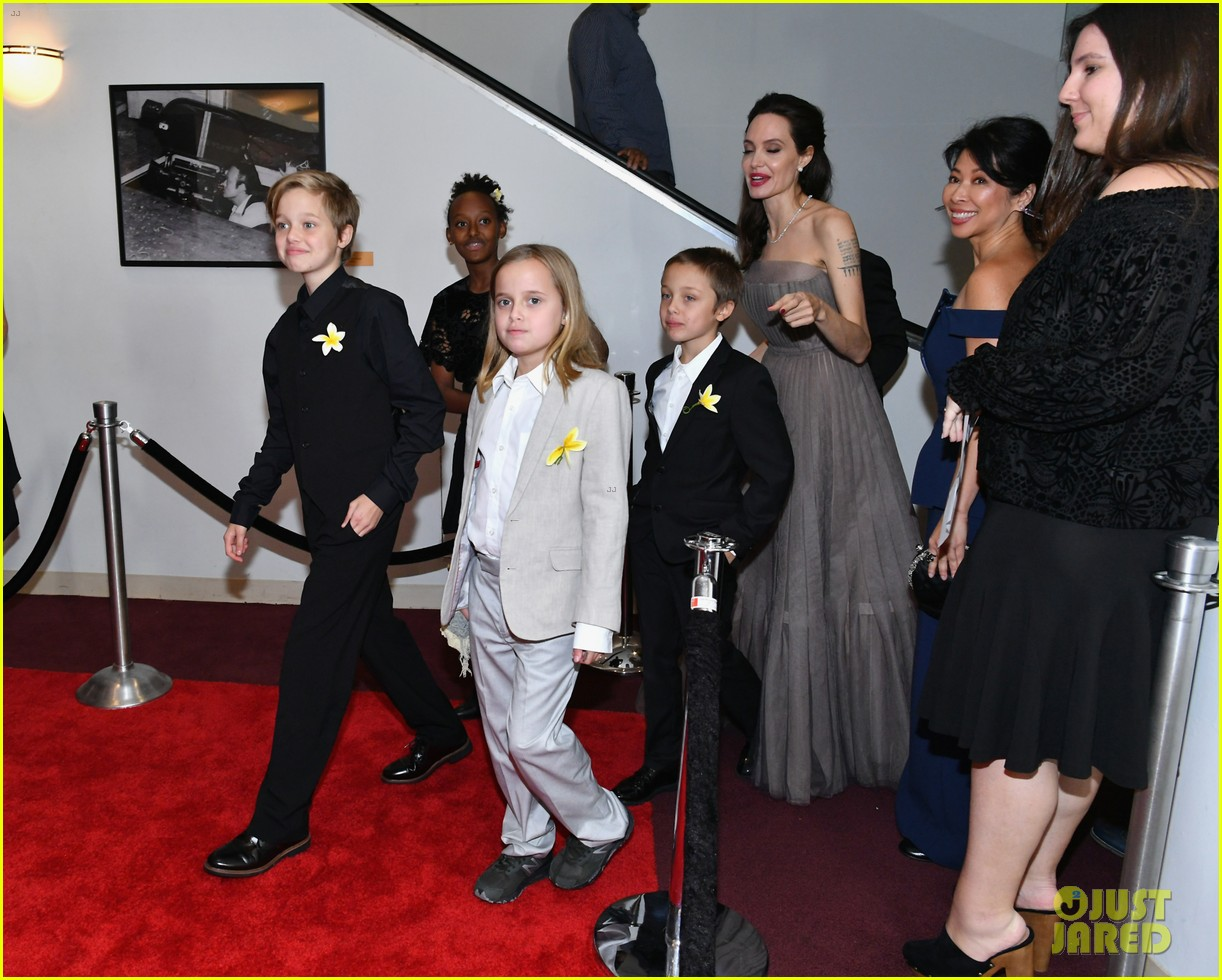 angelina jolie honoring roots of adopted children 134464269