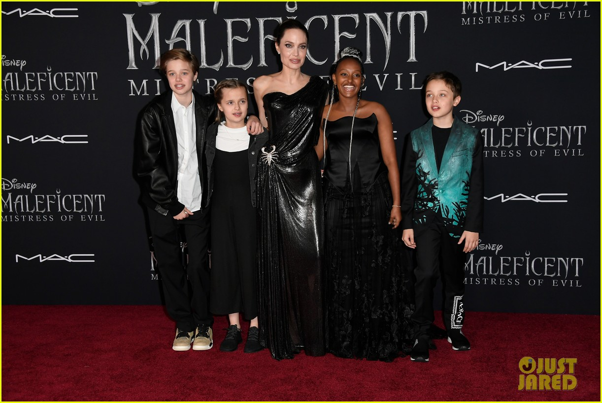 angelina jolie honoring roots of adopted children 254464281