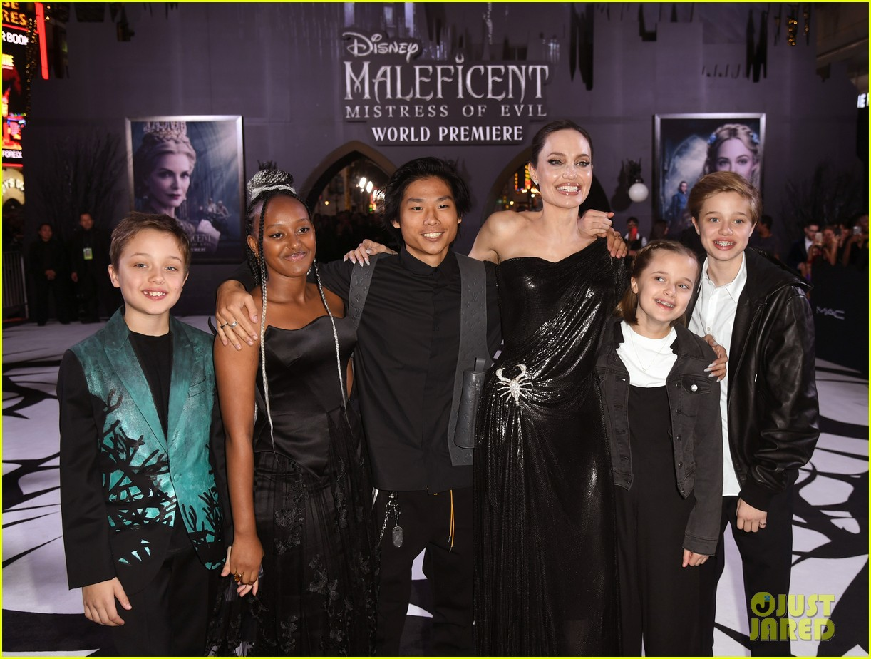 angelina jolie honoring roots of adopted children 264464282