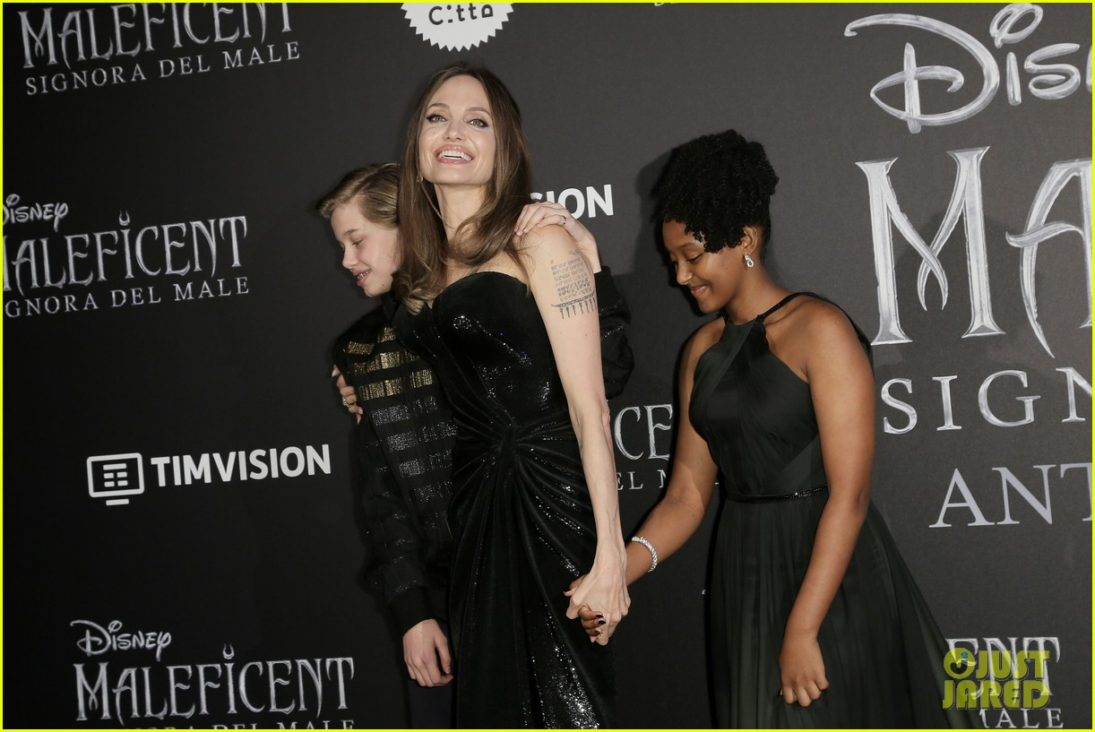 angelina jolie honoring roots of adopted children 294464285