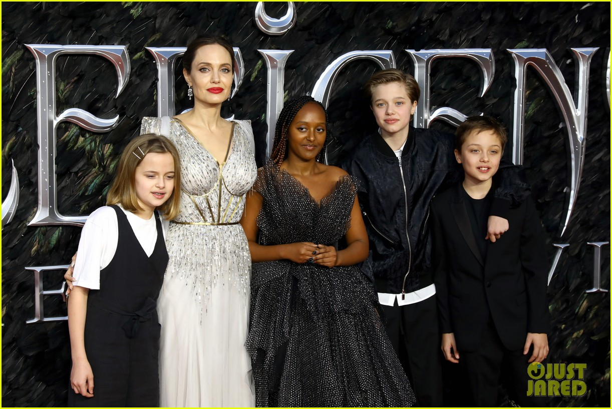 angelina jolie honoring roots of adopted children 304464286