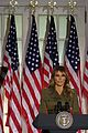 melania trump gives rnc speech not vetted west wing 08