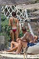 nina dobrev shaun white pda vacation in mexico 12