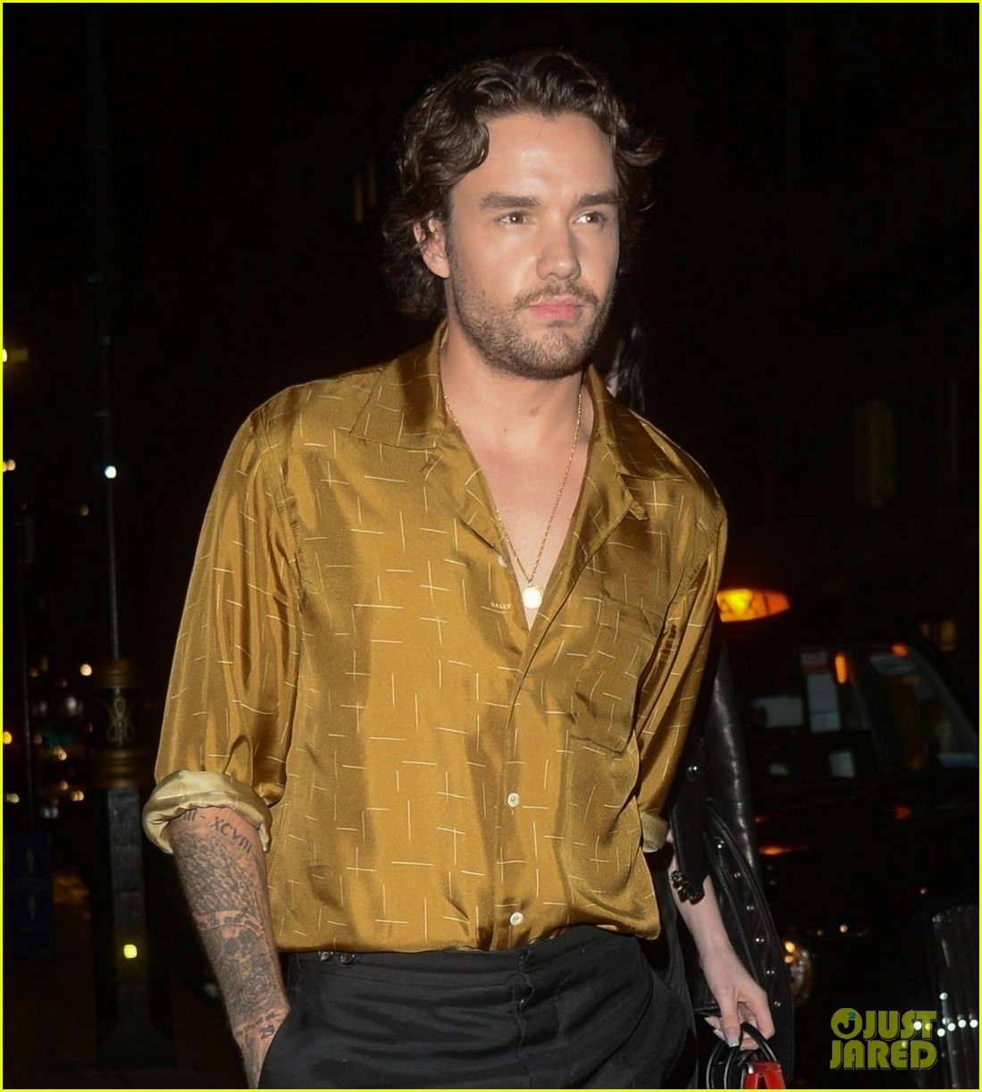 liam payne maya henry step out after engagement rumors 044478166