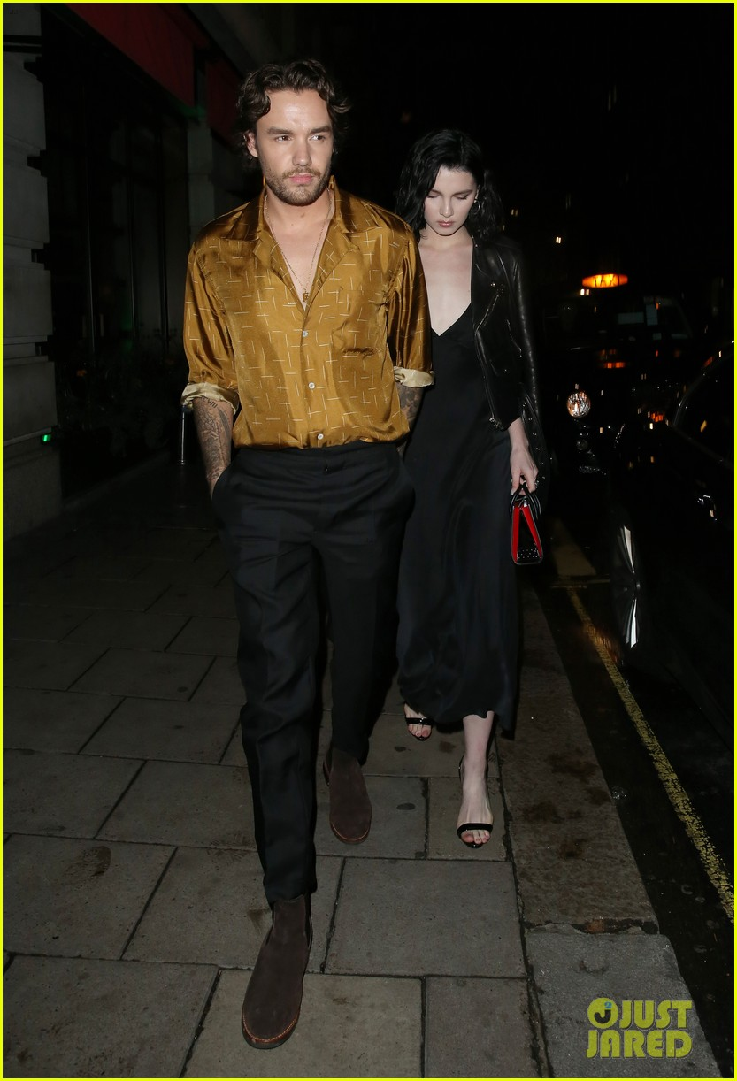 liam payne maya henry step out after engagement rumors 074478169