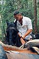 luke evans horseback riding with boyfriend rafael olarra 05