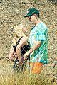 ashley benson g eazy share a kiss music video set 05