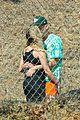 ashley benson g eazy share a kiss music video set 15
