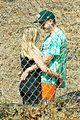 ashley benson g eazy share a kiss music video set 21