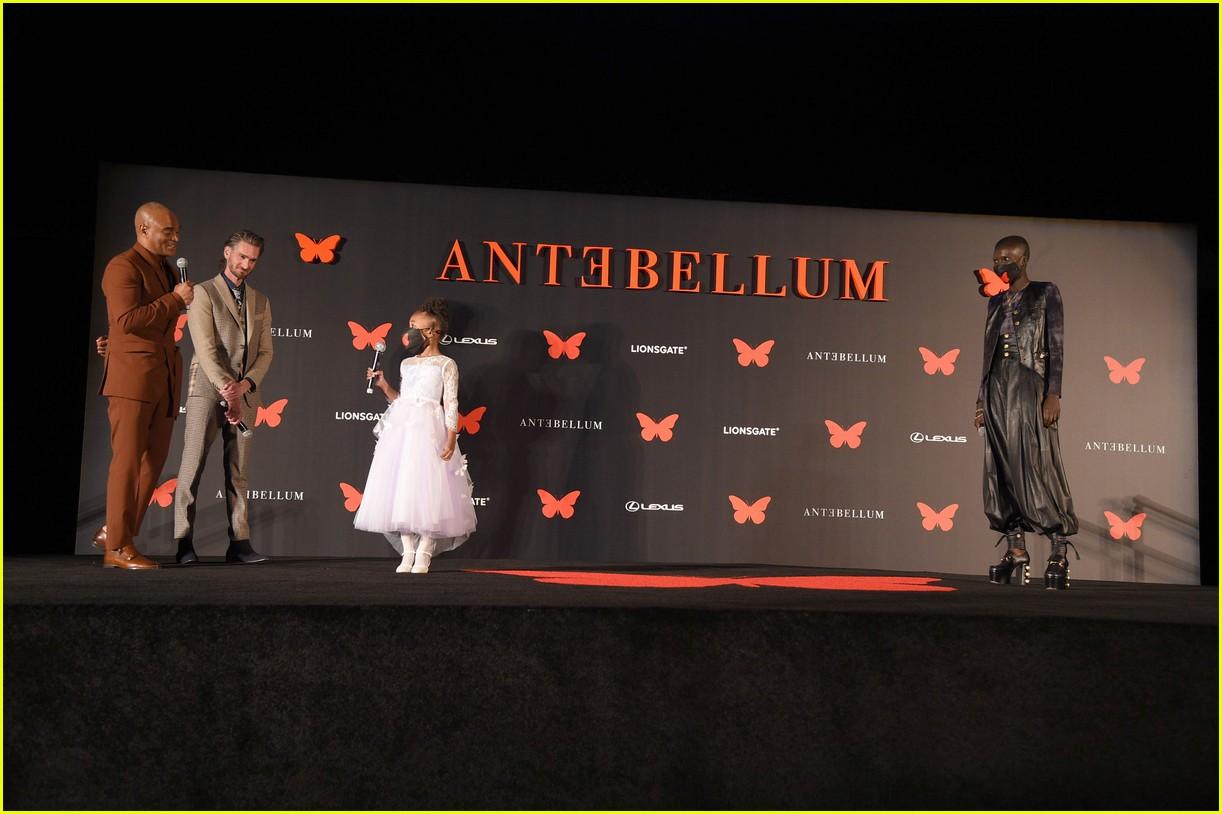 janelle monae antebellum drive in premiere 33