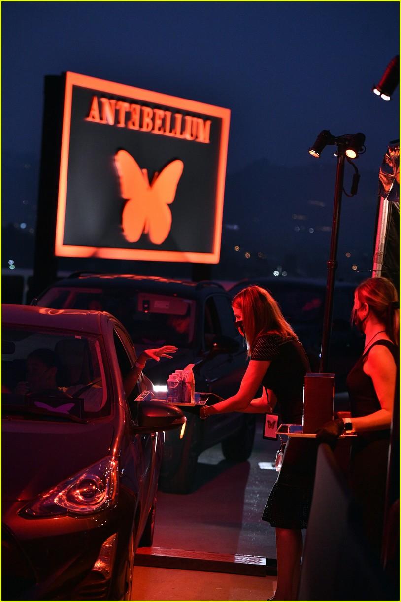 janelle monae antebellum drive in premiere 364483588