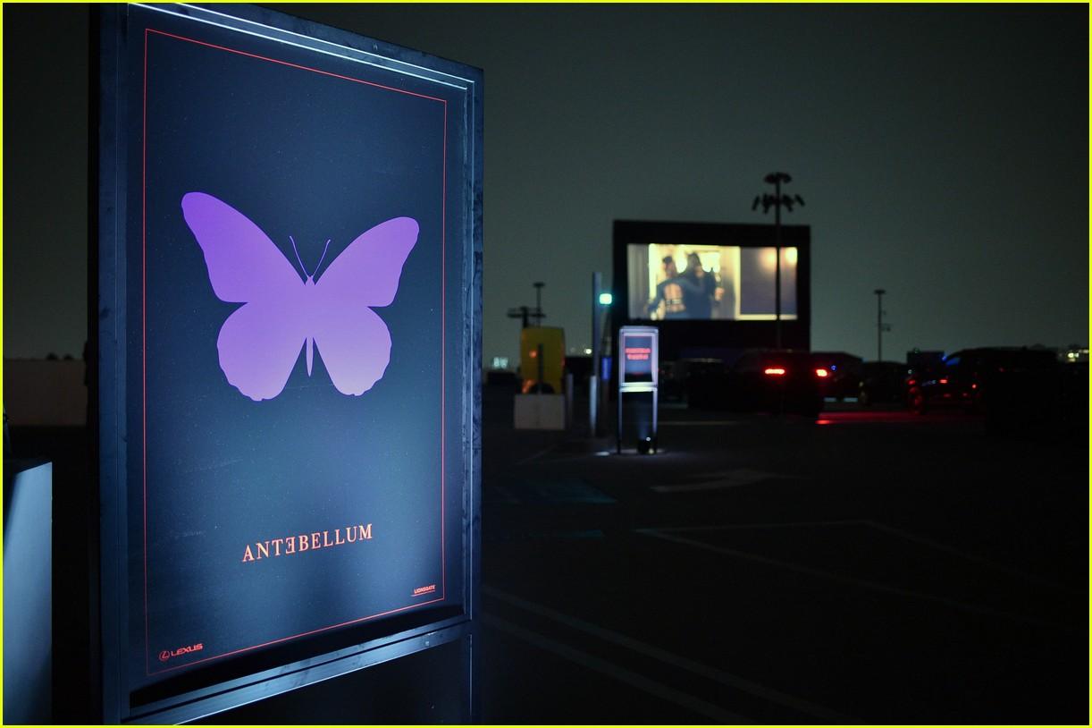 janelle monae antebellum drive in premiere 494483601