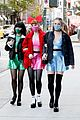 riverdale ladies powerpuff girls for halloween 06