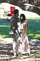 ben affleck ana de armas go to the park 24