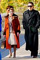 Photo 2 of Ewan McGregor & Kelly Bishop Go for a Stroll Filming New Netflix Series 'Simply Halston'