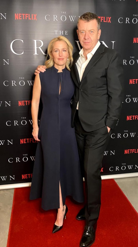 crown cast took own premiere pics at home lockdown 024500059