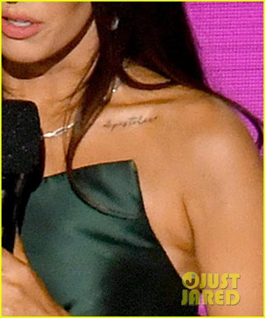 megan fox debuts new tattoo in honor machine gun kelly 064503477