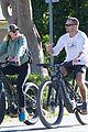 robin wright bike ride with husband 05