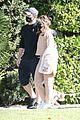Photo 2 of Chris Pratt Takes a Walk With Wife Katherine Schwarzenegger on Her Birthday