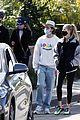 Photo 50 of Chris Pratt Takes a Walk With Wife Katherine Schwarzenegger on Her Birthday