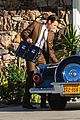 harry styles looks dapper in two suits on dont worry darling set in palm springs 11