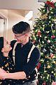 joey king steven piet christmas photos 02