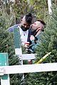 ryan russell corey obrien christmas tree shopping 02