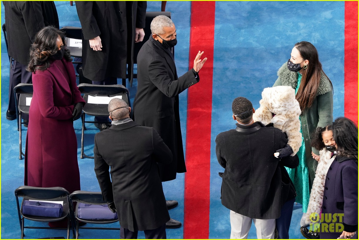 find out why michelle obama yelled at barack obama at inauguration 104520167