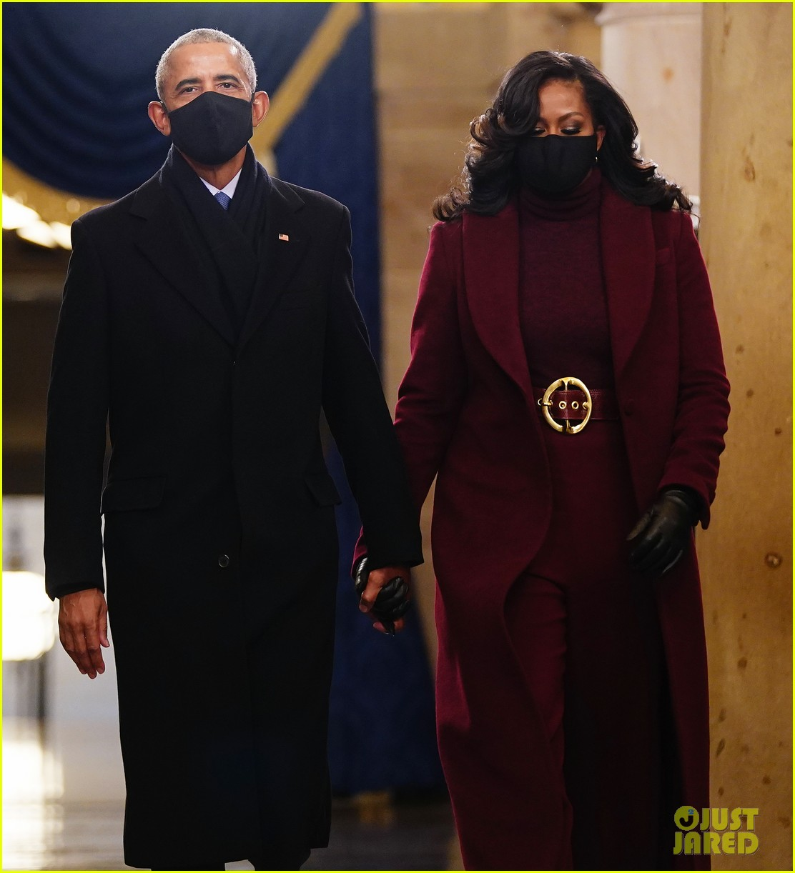 find out why michelle obama yelled at barack obama at inauguration 124520169