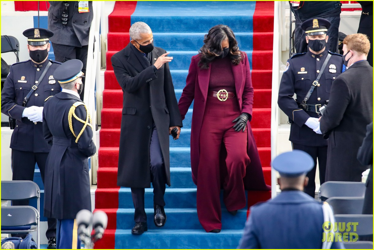 find out why michelle obama yelled at barack obama at inauguration 224520179