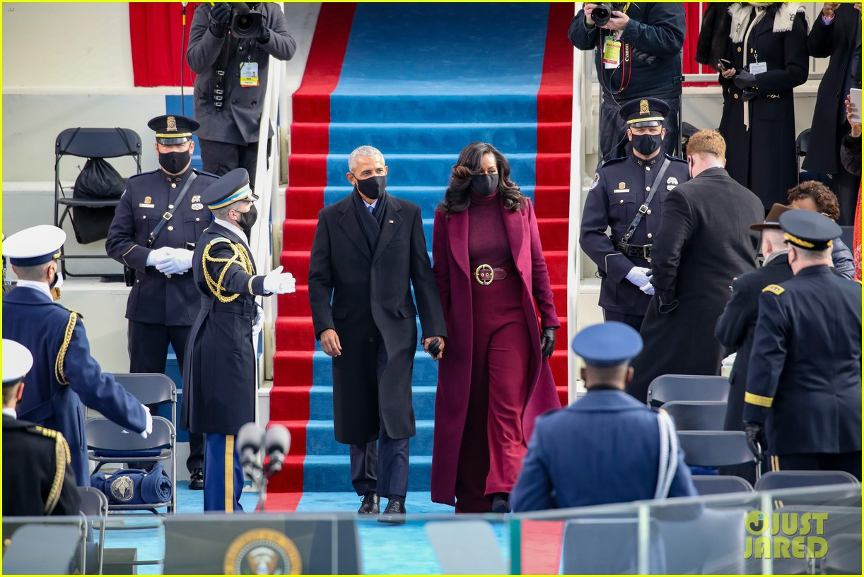 find out why michelle obama yelled at barack obama at inauguration 234520180