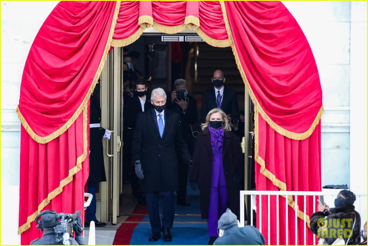 obamas clintons inauguration 2021 074518153