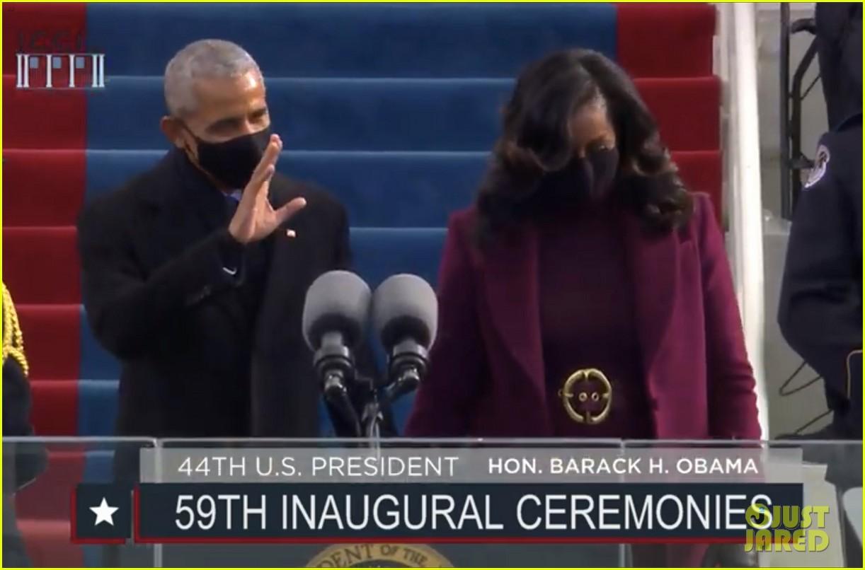 obamas clintons inauguration 2021 274518173