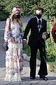 harry styles olivia wilde hold hands managers wedding 22