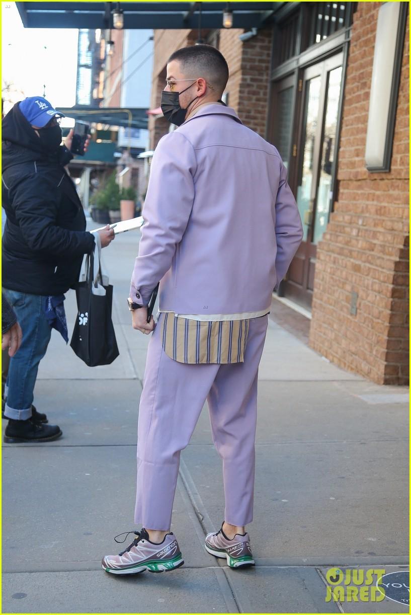 nick jonas cool fashion in nyc 224527708