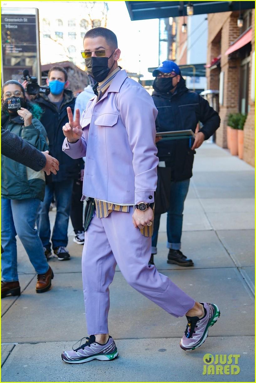 nick jonas cool fashion in nyc 244527710