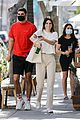 Photo 4 of Kendall Jenner & Pal Fai Khadra Meet Up for Lunch in Beverly Hills