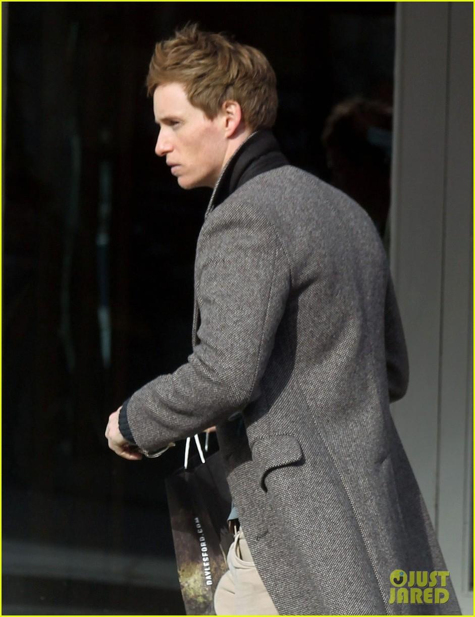 eddie redmayne spotted during break from filming fantastic beasts 144528021