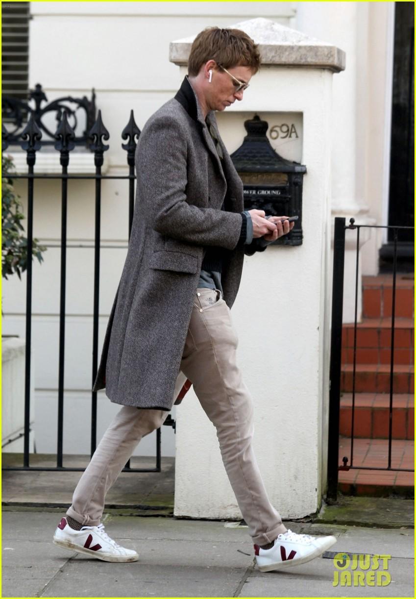 eddie redmayne spotted during break from filming fantastic beasts 164528023