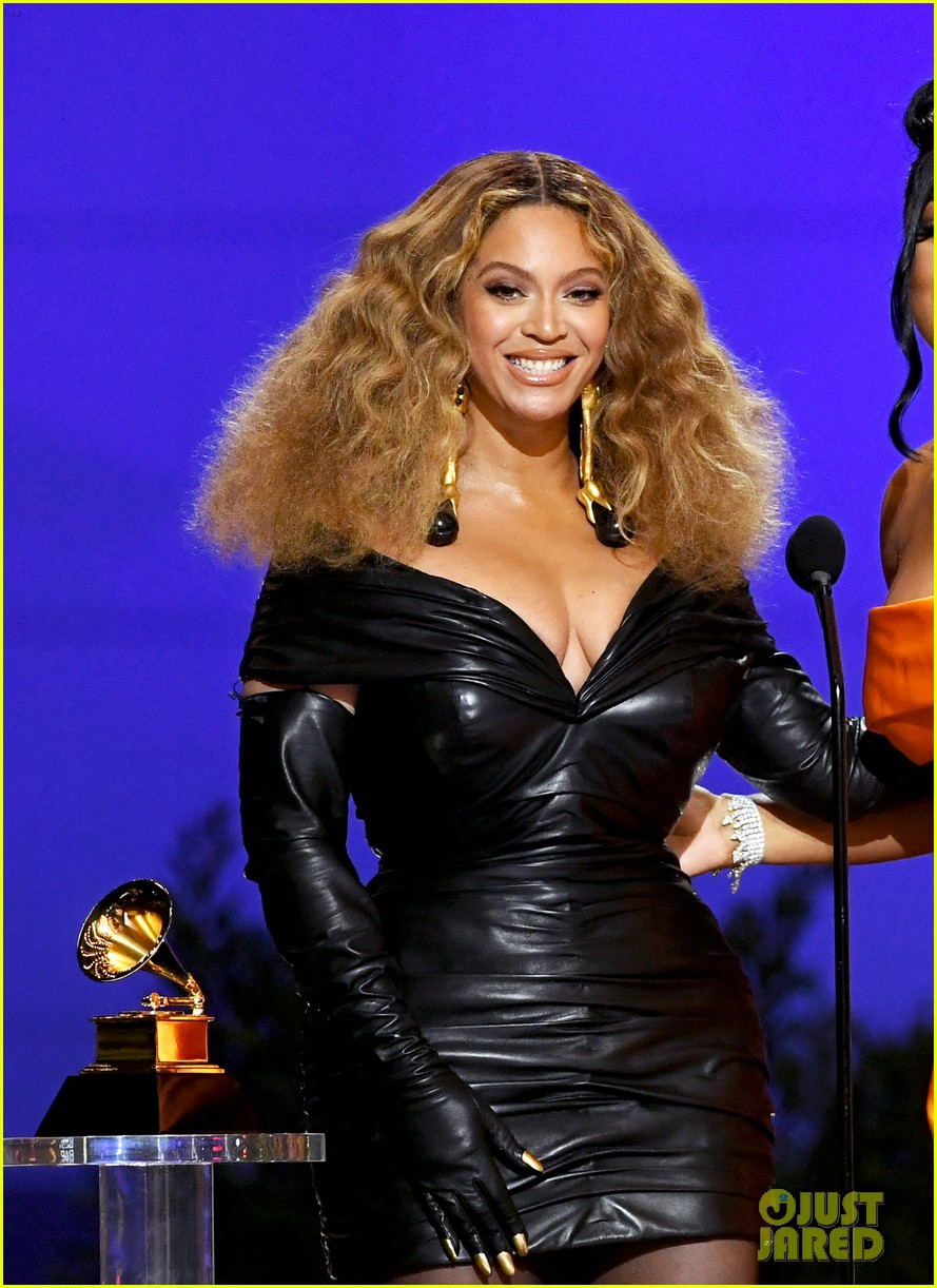 beyonce appearance at grammys 2021 04
