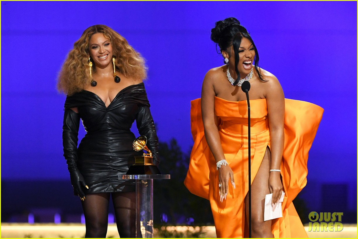 beyonce appearance at grammys 2021 10