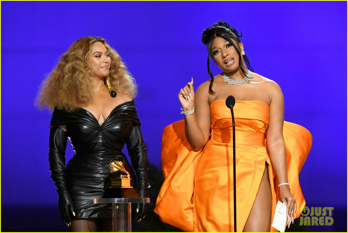 beyonce appearance at grammys 2021 11