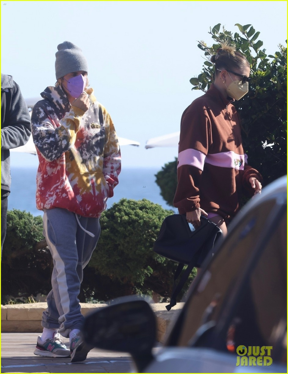 hailey justin bieber lunch nobu unstable quote 024535759