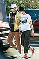 pregnant halsey shopping with alev aydin 08